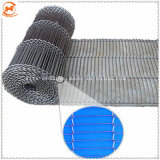 Transportador de cinta metálica malla, la banda de cinta transportadora de acero inoxidable Correa de malla de alambre