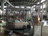 Glasflaschen-Weinflaschenfüllen-waschende füllende mit einer Kappe bedeckende Maschine