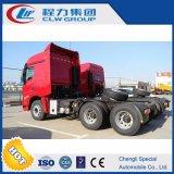 수용량 60 톤 견인 6X4 380 마력 트레일러 트랙터 트럭