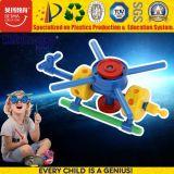 زاهية بلاستيكيّة تربيّة لعبة طائرة لأنّ أطفال