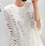 Горячий Saling популярные моды кружево полой Sexy Lady платья