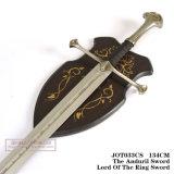 Senhor da espada 134cm Jot033CS de Elendil da espada de Narthil dos anéis