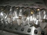 Шредер PP/PE/PVC трудные пластичные/машина рециркулировать