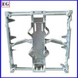 주물 Auminum 부속 CNC 기계로 가공을 정지하십시오