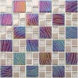 330X330mm scintillio di cristallo delle mattonelle di mosaico a Foshan (AJFG11)