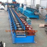 Гальванизированная фабрика машины Rollformer трапа стальных лесов вползая