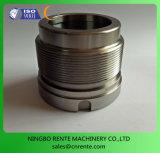 CNC подвергая железу механической обработке гидровлического цилиндра