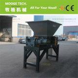 Paletes de madeira//Tambor máquina triturador de eixo duplo