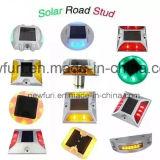 Solarstraßen-Stift-blinkendes Licht mit Cer RoHS Bescheinigung