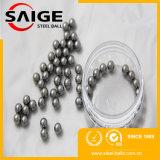 Prueba de impacto no estándar de limpieza de la bola de acero inoxidable