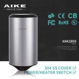 Secador automático elétrico de alta velocidade da mão do banheiro dos aparelhos electrodomésticos