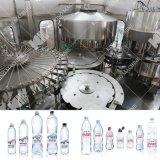 Bouteille d'eau minérale utilisée parfaite machine de remplissage