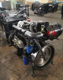 Малый двигатель дизеля силы, двигатель генератора, тепловозный мотор, генератор