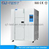 Drei Kasten-statikähnliche kalt-warm Temperatur-Wärmestoss-Prüfungs-Maschine (QT3-56A)