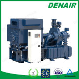 Refrigeración por agua de acero inoxidable de alimentación de CA Compresor centrífugo fabricantes