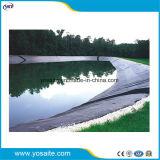 Ondoordringbare anti-UvHDPE/LDPE Geomembrane voor de Voering van de Vijver/de Dijk van de Dam/van de Rivier