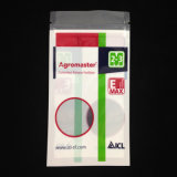 Sacs de petite taille de tirette de papier d'aluminium de guichet transparent