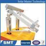 알루미늄 6063-T5를 가진 지상에 의하여 거치되는 태양 전지판 기초