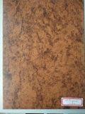 Acabado de latón y cobre/bronce acabado acabado en óxido/Acabado de lámina de aluminio