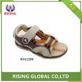 Nuevo diseño de moda TPR único Zapato Abierto sandalias de Kids Factory