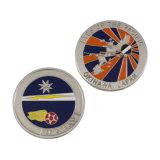 Изготовленный на заказ фабрика монетки металла сувенира заливки формы цинка