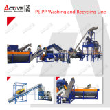 EP PP Plastic Recycling and Washing Machine