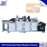Precio de manufactura duradera de algodón elástico personalizado ronda máquina de hacer