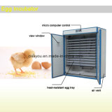 自動家禽の鶏のアヒルのウズラの何もなしの定温器を販売する工場
