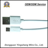 USB-Mikrodaten-aufladenkabel für Telefon