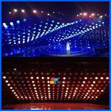 RGB LED de la etapa de levantamiento de bola de equipos de DJ Luz eventos