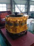 Ressort et broyeur hydraulique de cône de Symons combiné par cylindre