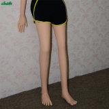 Junges Mädchen-Silikon-erwachsenes Spielzeug geht erotische Massage-realistische Geschlechts-Puppen voran