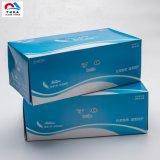 Caja de papel de promoción del tejido Facial de embalaje