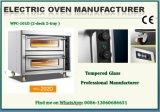 Oven van de Roterende Oven van het Roestvrij staal van Wintoo de Commerciële met Ce