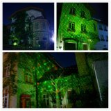 La luz exterior para los árboles/láser proyector Chiristmas Elf/Equipo de luz por efecto de Firefly estático/al aire libre Jardín iluminación láser