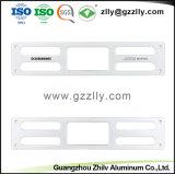 Het Comité van het Profiel van het Aluminium van de Toebehoren van het aluminium voor AudioVideo