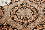 Tessuto di Chenille normale di disegno dell'elemento del Medio Oriente per il sofà