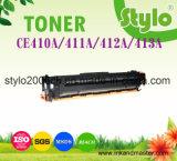 Ce 410 A.C. /M/Y/K del cartucho de toner del color para la impresora laser del HP