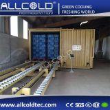 Sistema di raffreddamento di verdure automatizzato dei prodotti freschi/dispositivo di raffreddamento di verdure di vuoto
