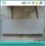 G654 de comptoirs en granit gris granit, Curbstone, ouvrant ainsi la tuile, de galets