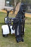 1500W Eelectric Scooter com suporte para sacos de golfe