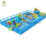 Фантастический используется пластиковый крытый детская площадка с шаровой бассейн для продажи