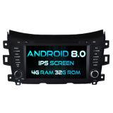 Witson Acht Androïde 8.0 Auto van de Kern DVD voor IPS van ROM van het Scherm van de Aanraking van ROM 1080P van Nissan Navara/Np300/Alaskan 4G 32GB het Scherm