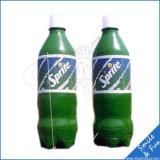 주문을 받아서 만들어진 팽창식 음료 병은 승진 광고를 위해 할 수 있다