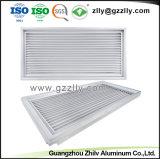 Konkurrierender Aluminiumstrangpresßling für LED-hellen Rahmen mit der Anodisierung und der maschinellen Bearbeitung