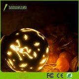 G125 nicht Dimmable dekoratives LED Glühlampe-warmes Weiß 2700K E26 der Kugel-für Feiertags-Weihnachtsfest