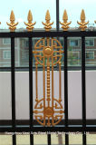 Nahöstlicher Luxious klassischer Aluminiumgarten-Zaun