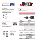 Capteur de radiographie dentaire HDR500 / HDR600 du capteur de dentaire