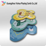 Cartões educacionais personalizados dos cartões de jogo