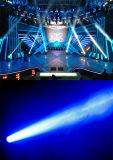 230W 단계 DMX512 접촉 스크린 2in1 도로 상자를 가진 이동하는 맨 위 빛 7r 이동하는 맨 위 광속 빛